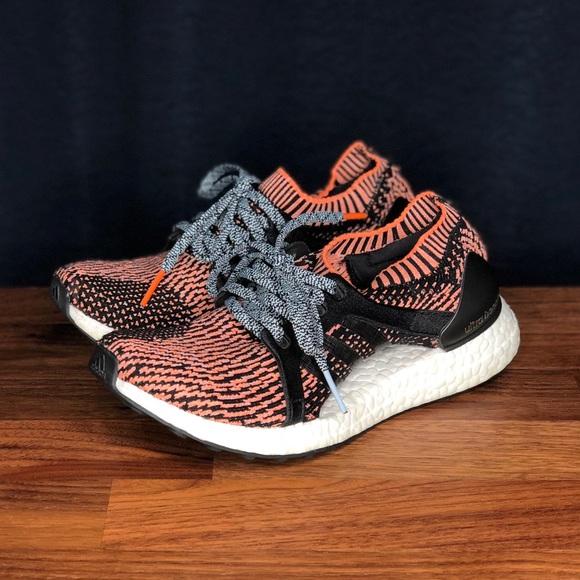42a64cb0294 adidas Shoes - Adidas UltraBoost X Glow Orange